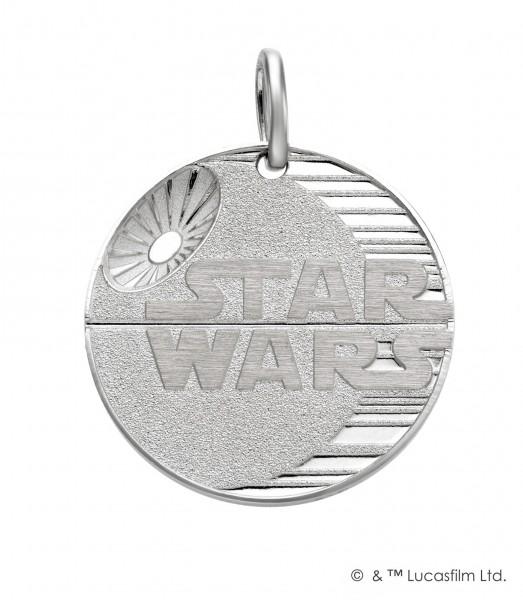 《星球大戰》系列純銀吊墜 (Death Star) (連皮繩) 售價:約HK$580起中央型號:7132