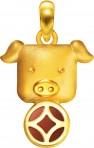 豬 (害太歲),肖豬的朋友今年需要注意和另一半的關係,小心爭執,宜多加忍讓。 幸運飾物:宜佩戴「兔」形金飾,有助改善情人關係